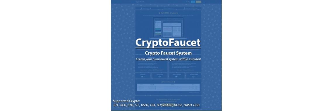 CryptoFaucet