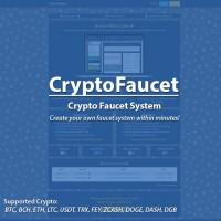 CryptoFaucet - Ultimate Multi Faucet System